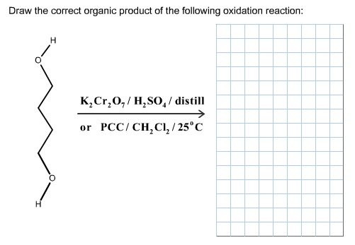 Draw The Correct Organic Product Of The Following ... | Chegg.com