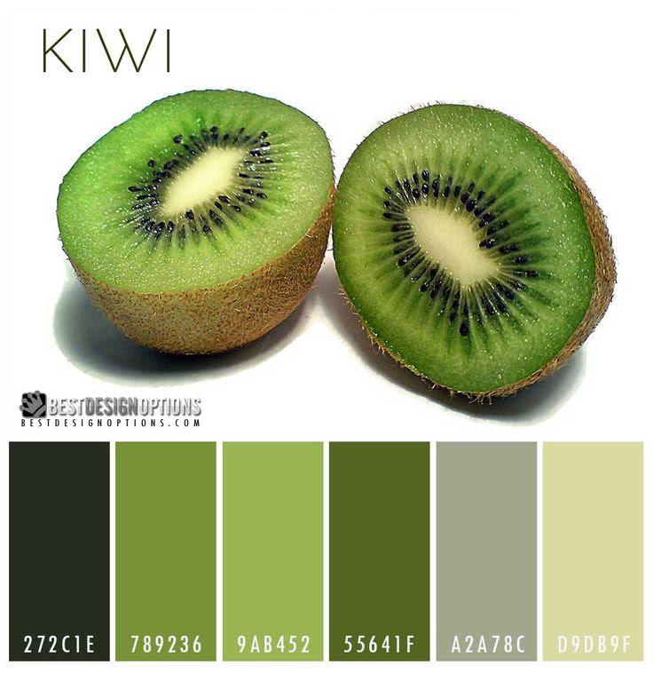 kiwi-color-palettes