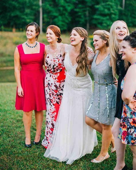 22 Best Dressed Summer Wedding Guests   Martha Stewart