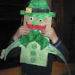 St. Patrick's Day Leprechaun Crafts for Kids