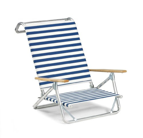 Telescope Casual Original Mini-Sun Chaise Folding Bea MadeInTheUSA.com