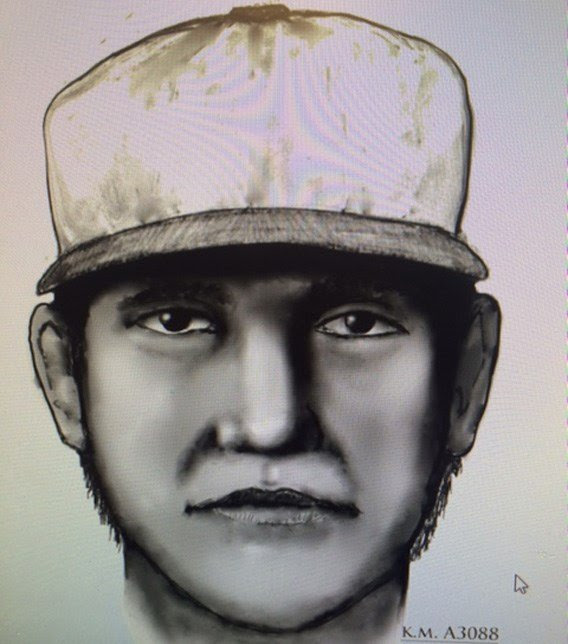 Phoenix Police provided this composite sketch of the would-be attacker. (Source: SIlent Witness)