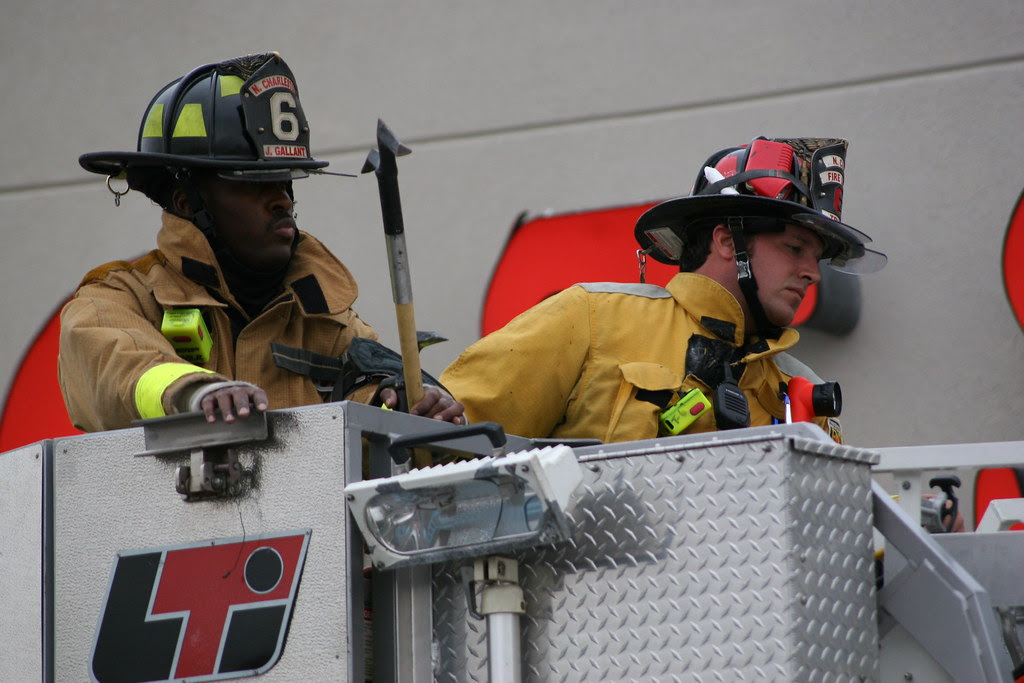 North Charleston Firefighters