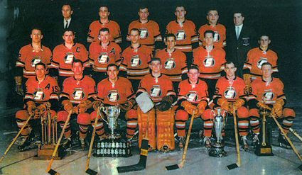 1961 Trail Smoke Eaters, 1961 Trail Smoke Eaters