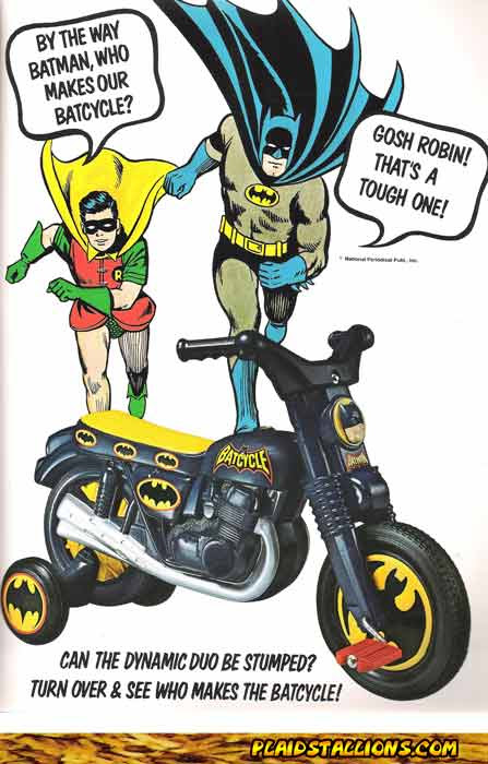 empire toys bat cycle