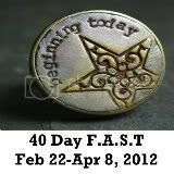 The 40 Day F.A.S.T.