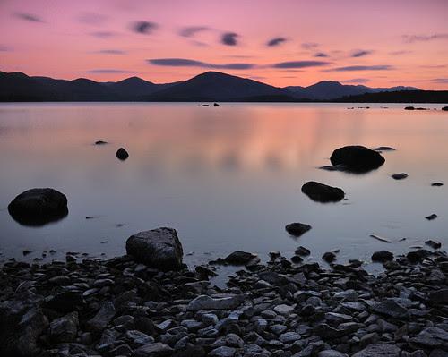 Loch Lomond by jonnywatt