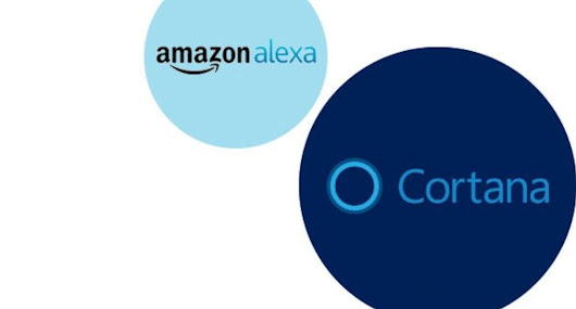 Amazon and Microsoft are joining voices to make Alexa and Cortana work together