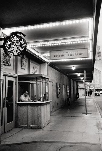 Empire Theatre by Jesse Acosta