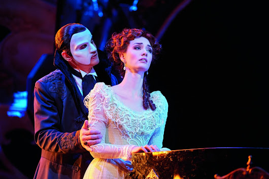 Andrew Lloyd Webber's Love Never Dies Makes North Texas Premiere