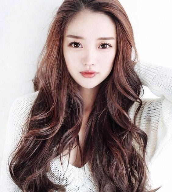 37 Long Layered Korean Hairstyles Amazing Style