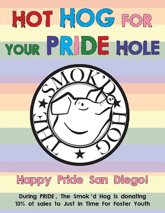 Happy Pride San Diego - San Diego Blog