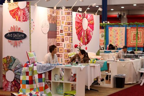 Fall Market 2012 - Art Gallery Fabrics by Jeni Baker