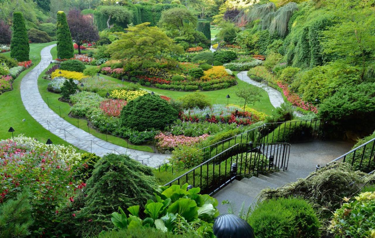 Les Plus Beau Jardins