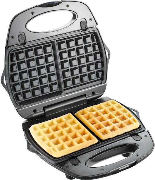 8 best Waffle makers in 2016 – reviews and comparison