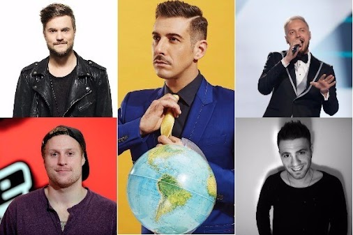 Editorial: Icelandic housewife chooses her 5 hottest guys of Eurovision 2017 | wiwibloggs