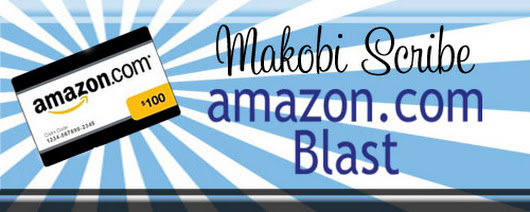 February Amazon Facebook Blast | Makobi Scribe
