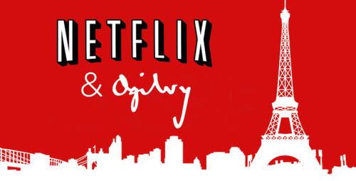 Ogilvy & Netflix: 100 GIFs From Content Library Comes Alive in OOH Campaign