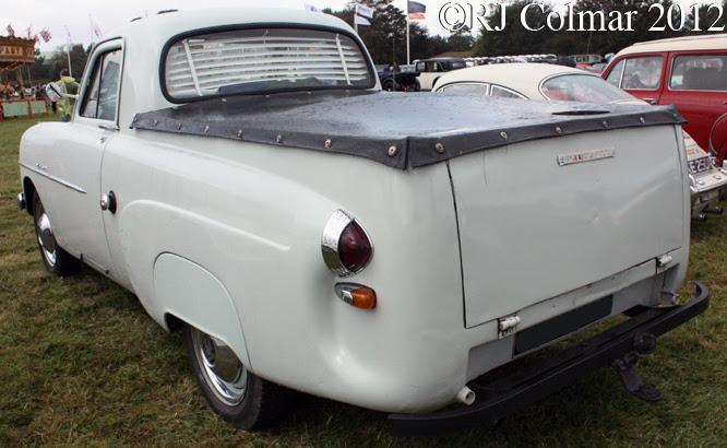 Vauxhall Velox Pick Up, Goodwood Revival