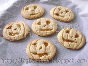[ Biscotti Halloween ]