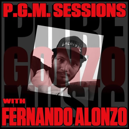 P.G.M. SESSIONS 094 with FERNANDO ALONZO by NELLY JAY - P.G.M. (NYC)