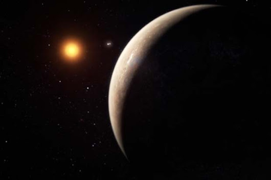 Alien World 'Proxima b' Around Nearest Star Could Be Earth-Like | Video