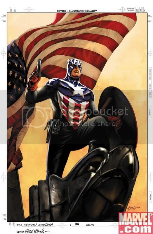Capitão América 34