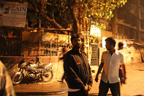 Director AL Vijay At Bandra Bazar Road by firoze shakir photographerno1