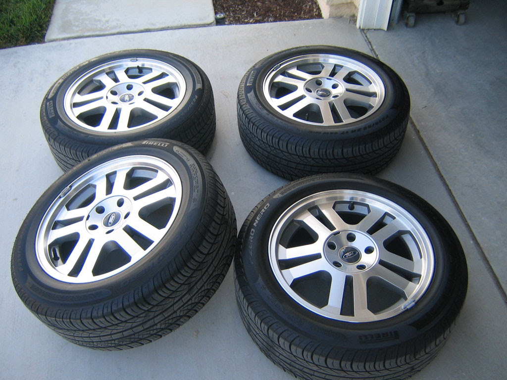 17 Bright Aluminum 2005 Gt Wheels The Mustang Source Ford Mustang Forums