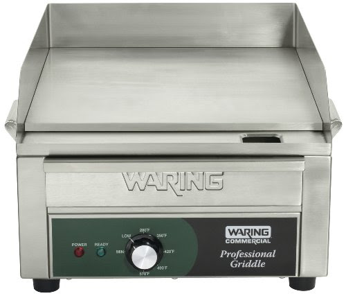 Ofphantombank Blogspot: Waring Commercial WGR140 120-volt Electric Countertop Griddle, 14-Inch