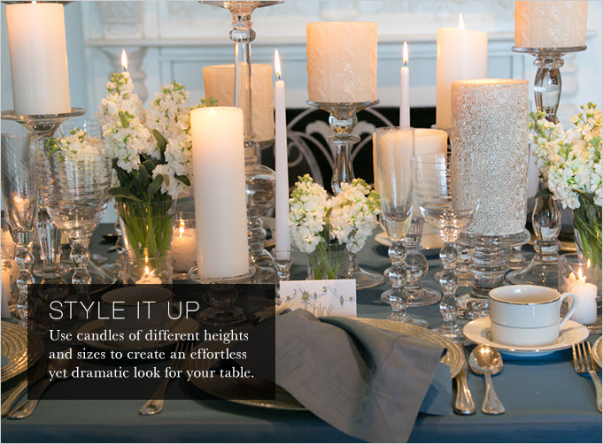 Home Entertaining Decor Tips from Be Inspired PR | Rue