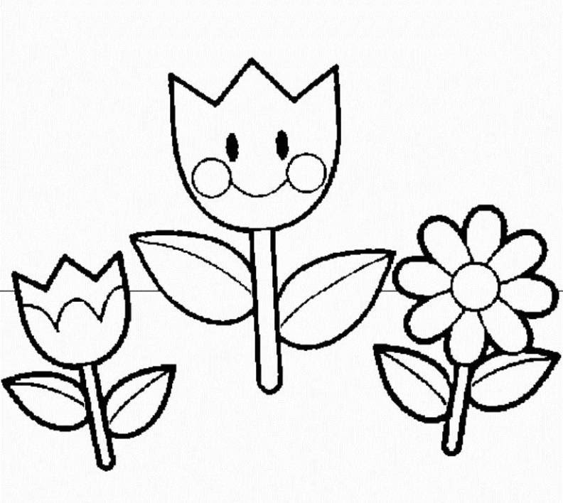 Free Preschool Spring Coloring Pages Download Free Clip Art Free Clip Art On Clipart Library