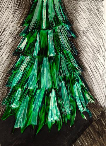 evergreen by Michelle Schamis