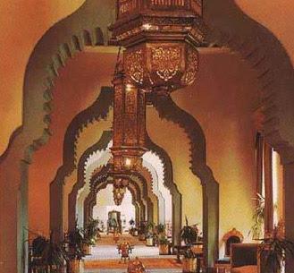 Inside the Marriott Cairo