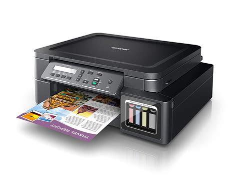 brother dcp tw inktank refill system printer  built