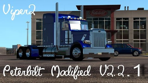 – Purchased in the cabin of Peterbilt – 7 cabins – 12 kinds of chassis – 2 types of interior (old / ...