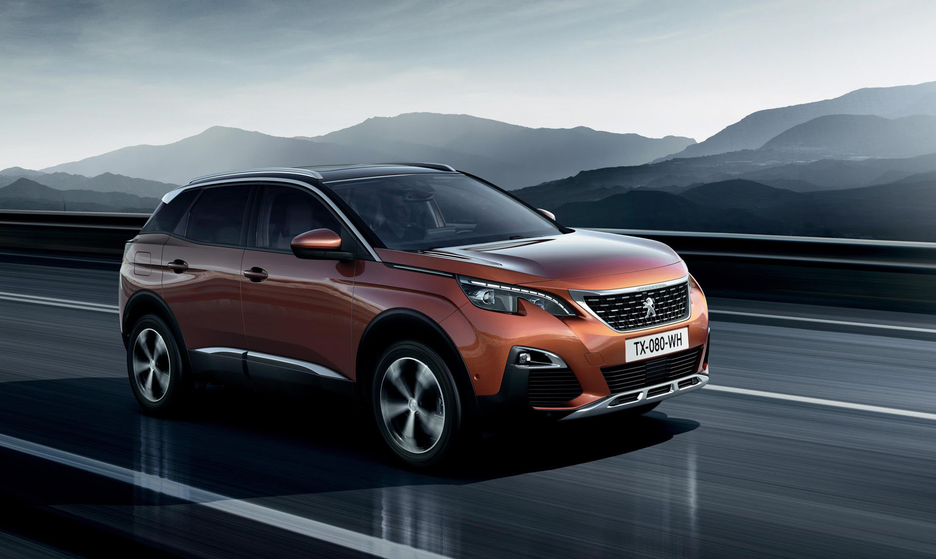 2017 Peugeot 3008 revealed ahead of 2016 Paris Auto Show