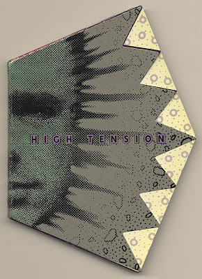 High Tension - artist book
