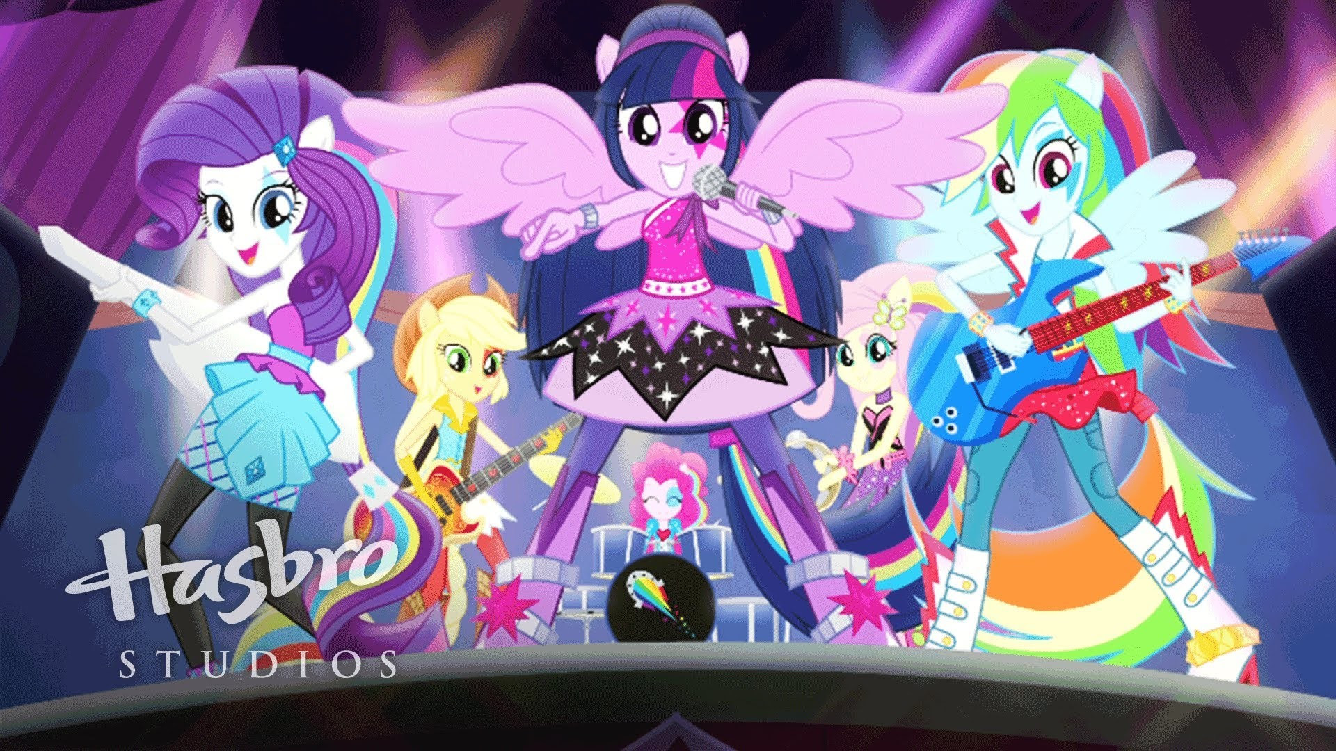 My Little Pony Equestria Girls Wallpapers 90 Images