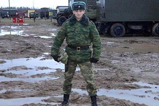 Alexander Prokhorenko the Russian 'Rambo'
