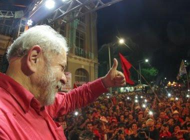 Pesquisa indica que Lula pode vencer eleições em 2018 se não for preso por Moro
