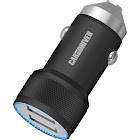 Car and Driver Dual USB Car Charger Power adapter - car