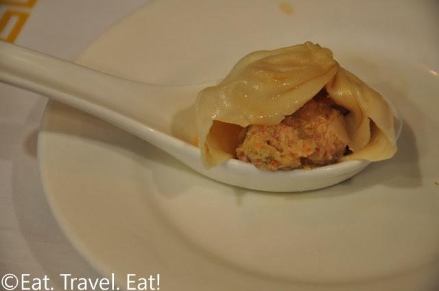 Crab Xiao Long Bao Filling