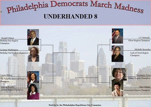 philly gop march