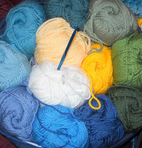 Yarn New Colors by EMCphotos