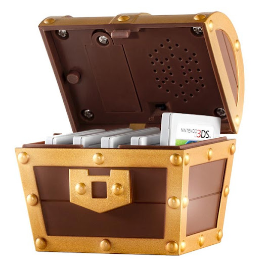 Here's A Better Look At The Zelda Mini Treasure Box Pre-order Item