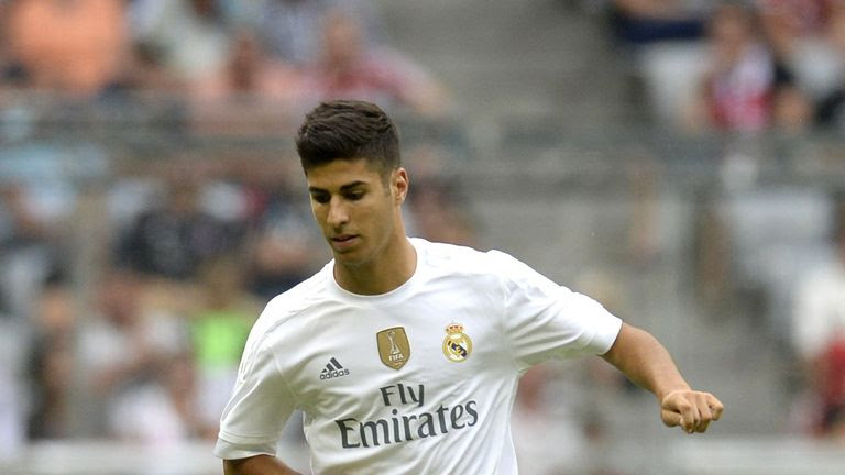 Real Madrid's Marco Asensio showing star quality on loan ...