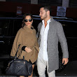 Showmance or Romance? DWTS Kelly Monaco & Val Chmerkovskiy Arrive At The Wendy Williams Show (Photos)