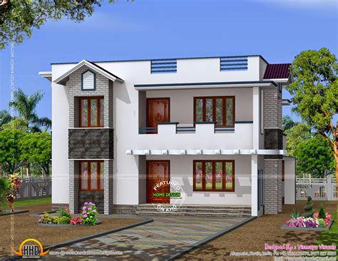 simple design home kerala floor plans building plans