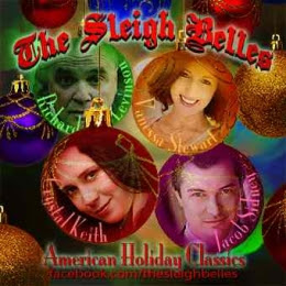 Richard Levinson, Vanessa Stewart, Crystal Keith, and Jacob Sidney bring your classy, mostly secular Christmas cheer!